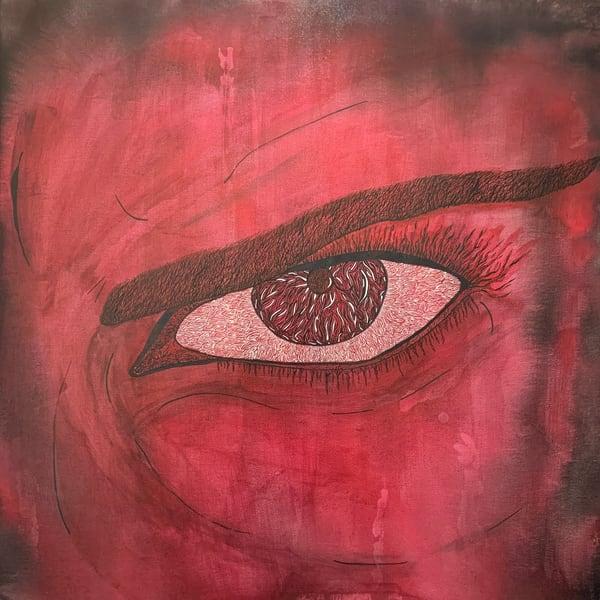 Anger Art | Nisha Strain