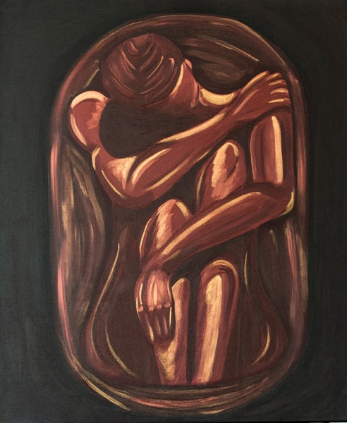 Me, Myself And I  Art | Nisha Strain