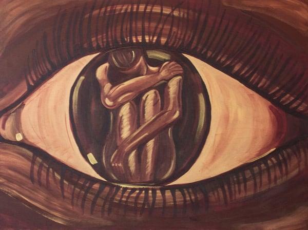 Eye Of The Beholder Art | Nisha Strain