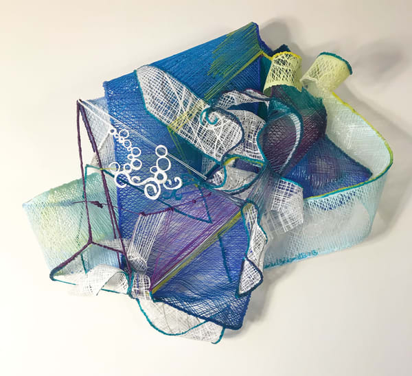 Tangle In The Ocean Art | Artist Rachel Goldsmith, LLC
