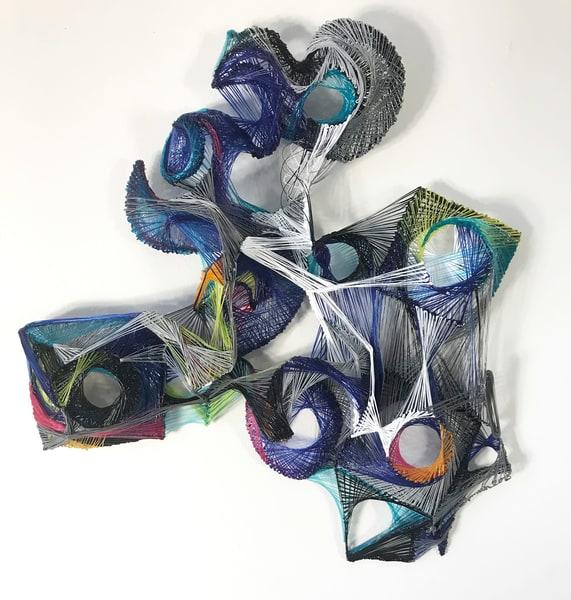 Crystal Inspired Art | Artist Rachel Goldsmith, LLC