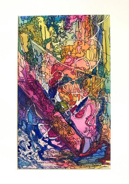 Pink River Art | Artist Rachel Goldsmith, LLC