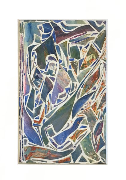 Paper Mosaic Art | Artist Rachel Goldsmith, LLC
