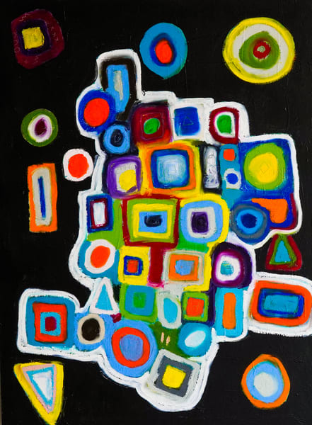 Emancipation Art | Abstraction Gallery by Brenden