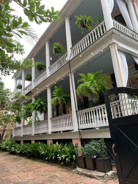 House Of Charleston 2 Art | Nisha Strain