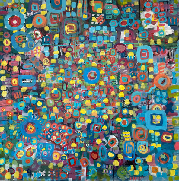 Life In Technicolor Art | Abstraction Gallery by Brenden