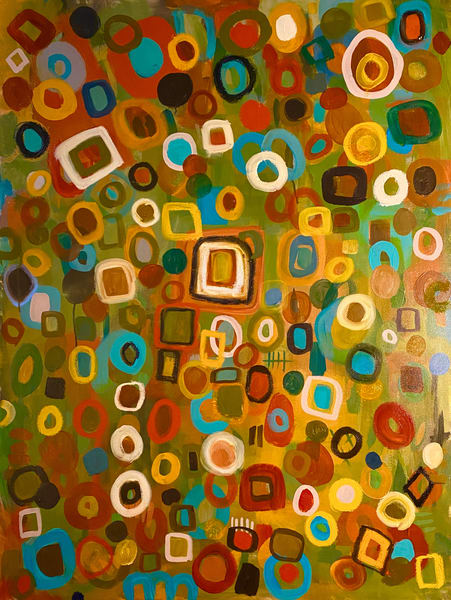 Earth Song Art | Abstraction Gallery by Brenden