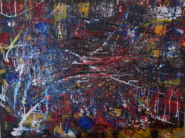 Every Which Way But Loose Art | Abstraction Gallery by Brenden
