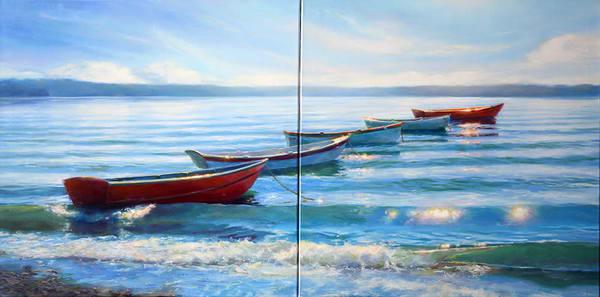 Waiting Art | Fountainhead Gallery