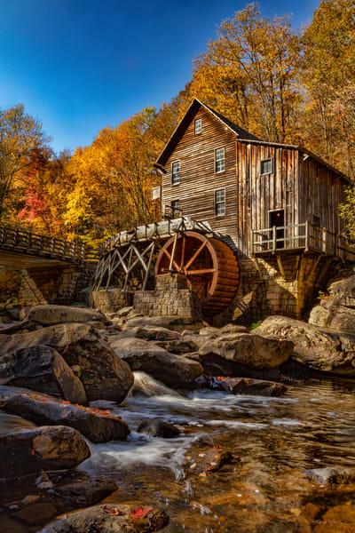Grist Mill 1434  Art | Koral Martin Fine Art Photography
