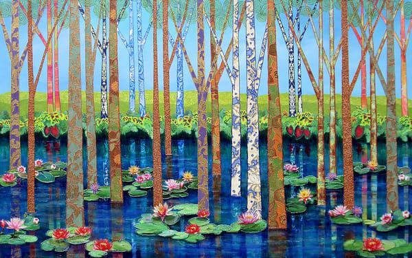 Caddo Lake  Art | Channe Felton Fine Art