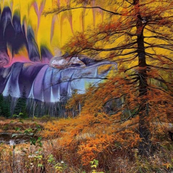Up Country In St. Marie Art | Maciek Peter Kozlowski Art