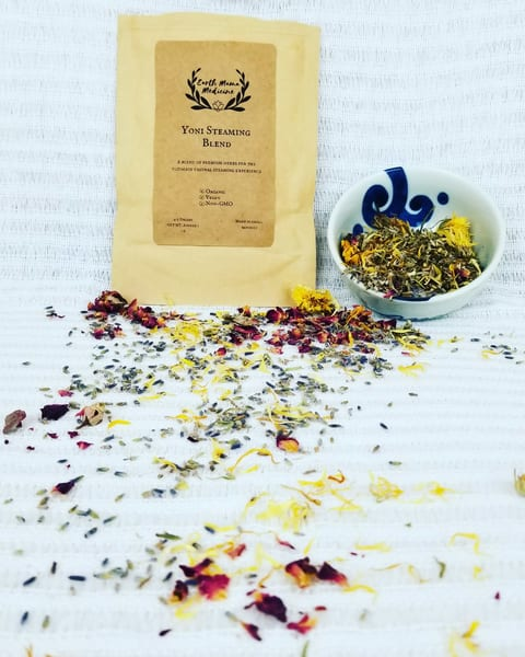 Herbal Yoni Steam  | Adelaide Marcus