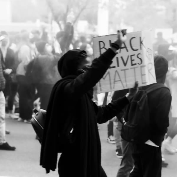 Black Lives Matter (Mtl, 2020)