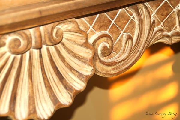 Mantel Detail Art | Susan Searway Art & Design