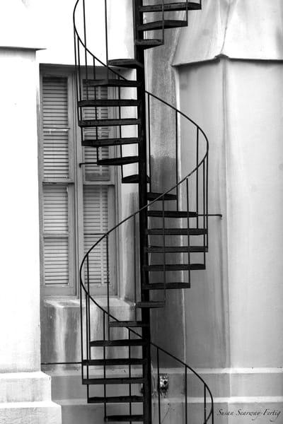 Stairway To Heaven Art | Susan Searway Art & Design