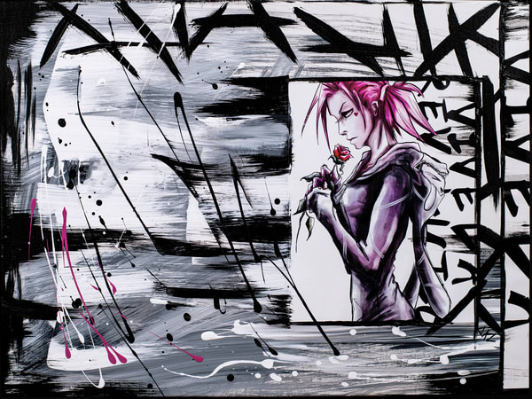 Viva La Revolution Art | Angel Trip Studio