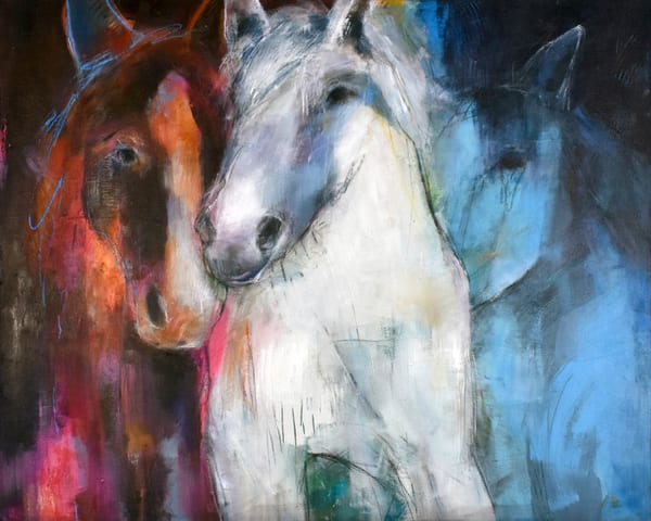 Wild Is My Tribe   Sold Art | Jen Singh Creatively