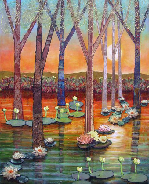 Here Comes The Sun 1 Art   Channe Felton Fine Art