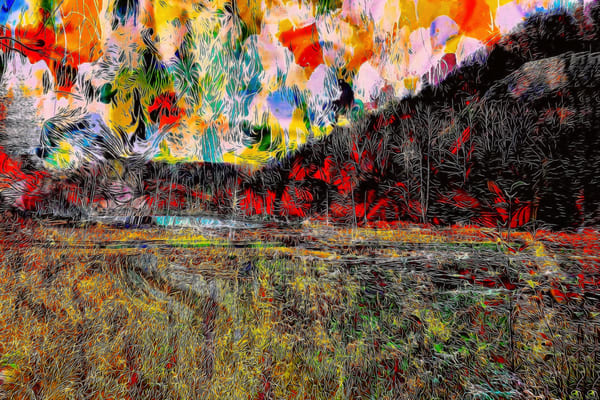 Little Pond Art | Maciek Peter Kozlowski Art