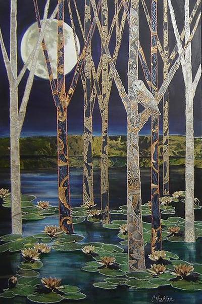 Night Owl Art   Channe Felton Fine Art