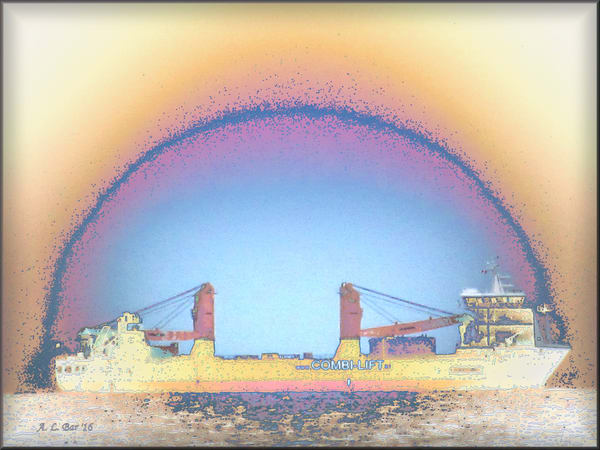 Mariners Dream Ii Art | Lillith