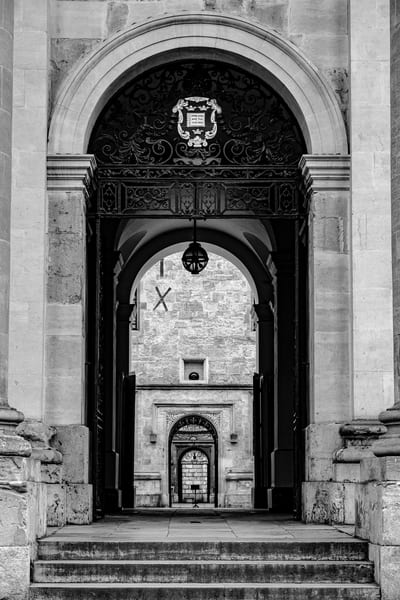 Oxford Bodleian Library Photography Art | Lodge Photo