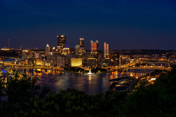 Pittsburgh Sunset Photo Tour | Brandon Hirt Photo