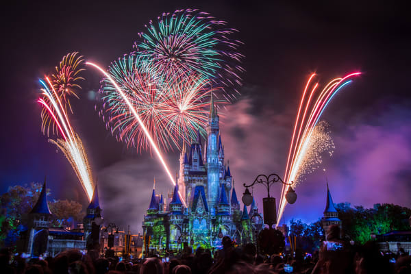 Happily Ever After 48 - Disney Prints for Sale | William Drew Photography