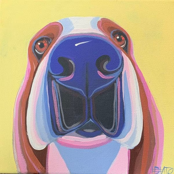 Beagle   Sold | Lesli DeVito