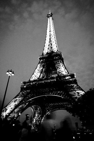 The Eiffel Tower Photography Art | Jordan-Lee Garbutt