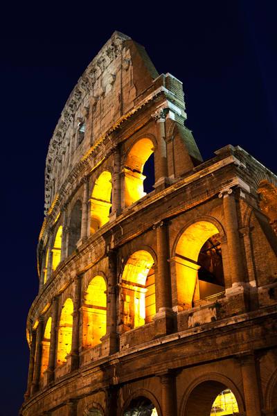 The Colosseum Photography Art | Jordan-Lee Garbutt