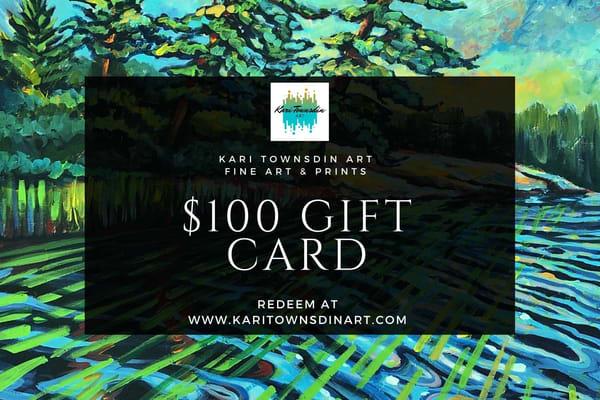 $100 Gift Card | Kari Townsdin