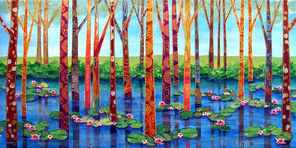 Living Waters 2 Art   Channe Felton Fine Art