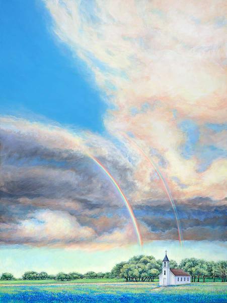 Hope Springs Eternal Art | Rebecca Zook Creative Studio