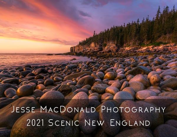 2021 Scenic New England Calendar