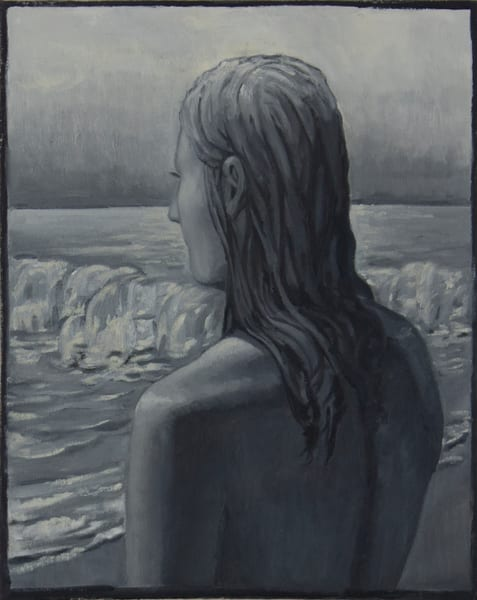 The Surfer Art | Jono Wright Art