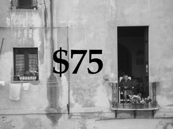 $75 Gift Card | Photoissimo - Fine Art Photography