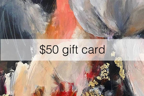 $50 Gift Card | Jen Singh Creatively