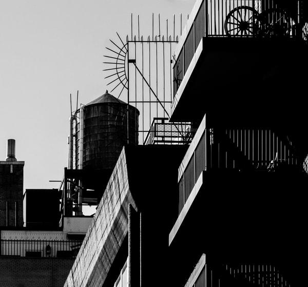 East Side Rhapsody, Nyc Photography Art | Ben Asen Photography