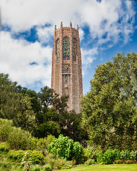 Bok Tower Photography Art | It's Your World - Enjoy!