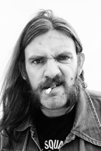 Lemmy Kilmister of Motohead