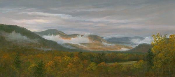*Vista From The Intervale Overlook Art | Tarryl Fine Art