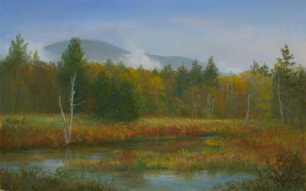 *Autumn Marsh, Bartlett  Art | Tarryl Fine Art