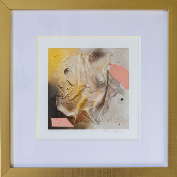 Belly Folds (Framed Print) Art | Makiko Harris Art