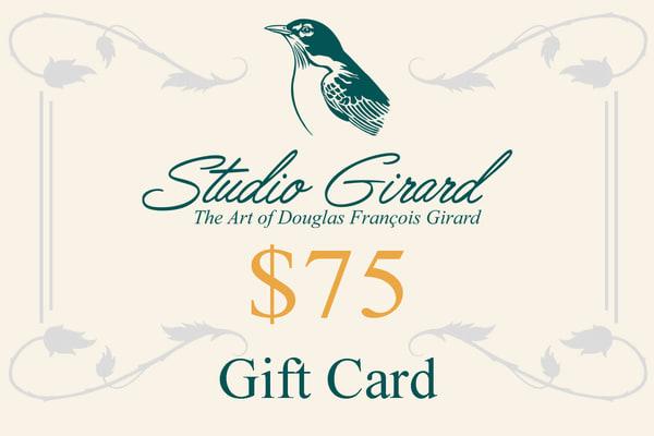 $75 Gift Card | Studio Girard