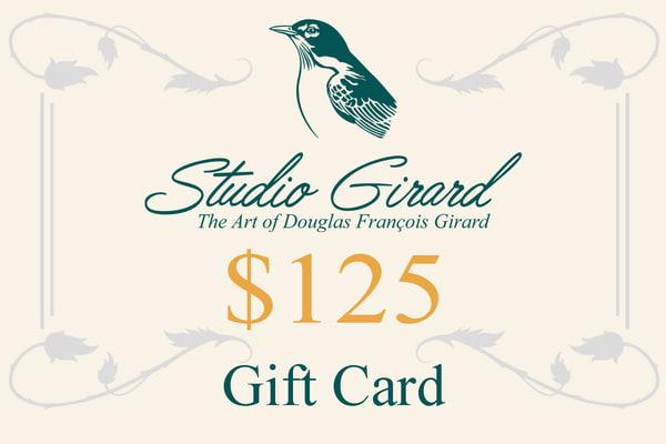 $125 Gift Card | Studio Girard