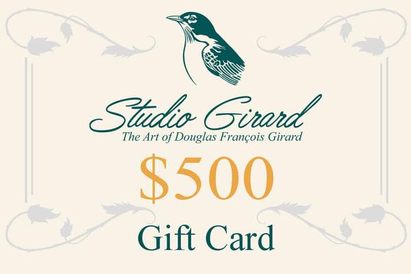 $500 Gift Card | Studio Girard
