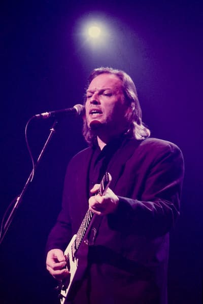 David Gilmour of Pink Floyd