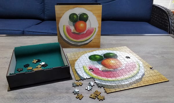 JOYFUL FRUIT 6 - PUZZLE